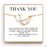 Delicate Charms Thank You Gifts, Inspirational Gifts for Women, Her