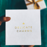 Delicate Charms  Medical Student RN Registered Nurse Gifts for Women