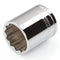 "12 Point 3/8"" Drive x 3/4"" Shallow Socket Premium Vanadium Steel TEKTON 14160"