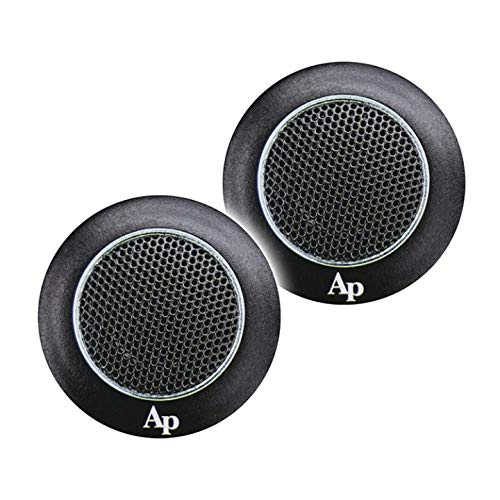 Audiopipe Surface Or Angle Mount High Frequency Swivel Tweeters 80 Watt APHET250