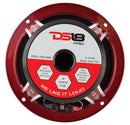 "DS18 6.5"" Inch Midrange Speaker 600 Watts Max Power PRO-NEO6R Neodymium 4 Ohm"