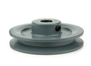 "4"" Cast Iron Single Groove Pulley A Belt (4L) Style"