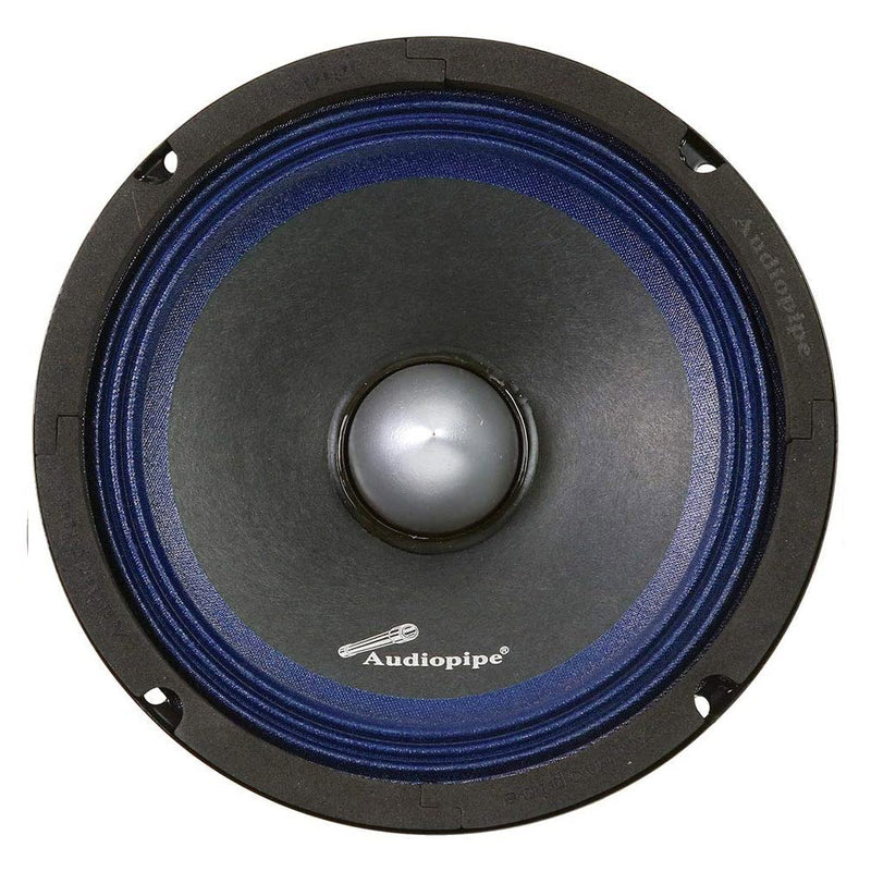 "Audiopipe 6"" Low Mid Frequency Loudspeaker 250 Watts Max 4 Ohm APMB-620PM Single"