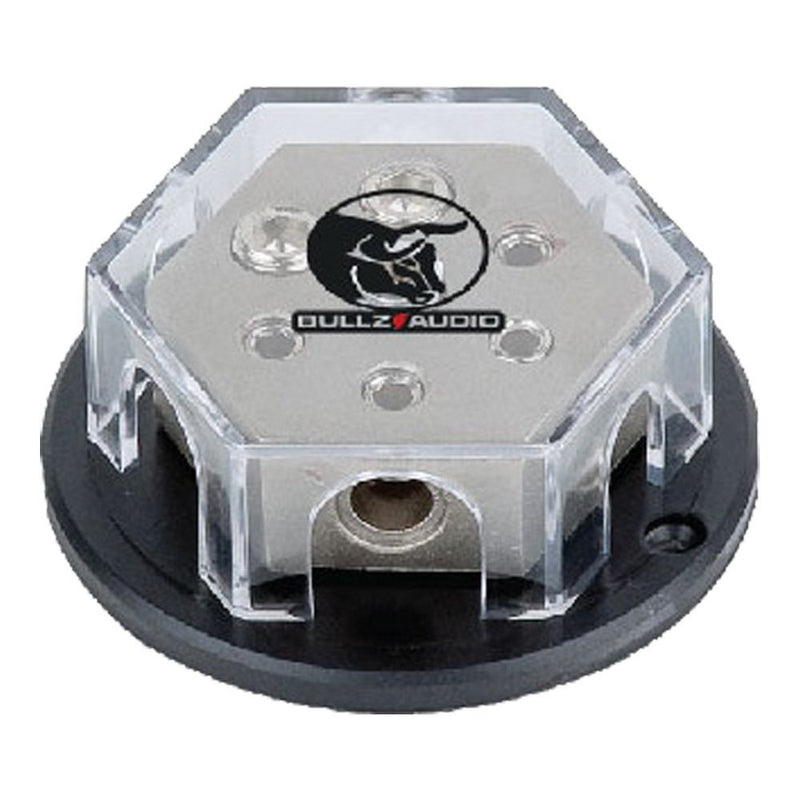 0 4 8 Gauge Power or Ground Distribution Block In/Out Car Amp Install Power Wire
