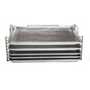 Bull Rack Grill Tray System Br4 Ultimate Package Grilling Jerky Fish Pizza More