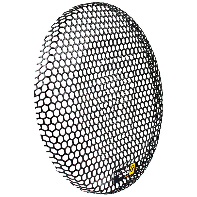 "Pro Series 6.5"" Press Fit Speaker Mesh Grill Accessory Cerwin Vega CVMPCL6.5G"