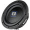 "American Bass 10"" Slim Subwoofer 1000 Watts Max DVC 4 Ohm Car Audio Bass ES-1044"