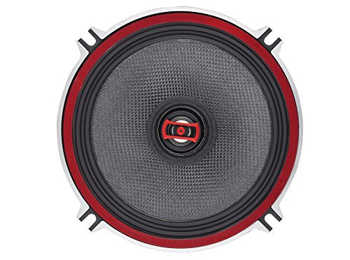 "DS18 EXL-SQ5.25 Pair 5.25"" 2 Way Coaxial Speaker 340 Watts Max Power 2 Speakers"
