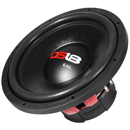 "DS18 15"" Subwoofer 2500 Watts Max Power Dual 4 Ohm Bass Sub Car Audio EXL-X15.4D"