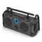 Bumpboxx Flare6 Bluetooth Boombox BBG Black Graffiti