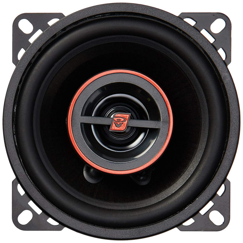 "Cerwin Vega 4"" 2 Way Coaxial Speakers Car Stereo Speakers HED Series 40W RMS"