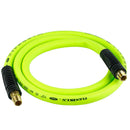 "Flexzilla 1/2"" x 6' FT Air Hose Whip With 3/8' MNPT Swivel HFZ1206YW3S"