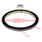 "DS18 Single 6.5"" Speaker Ring RGB LED 1/2"" Spacer Waterproof Light LRING6"