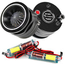 "Diamond Audio 1"" Short Throat Tweeters 100W Max Motorsport Hight Output M1SRT"