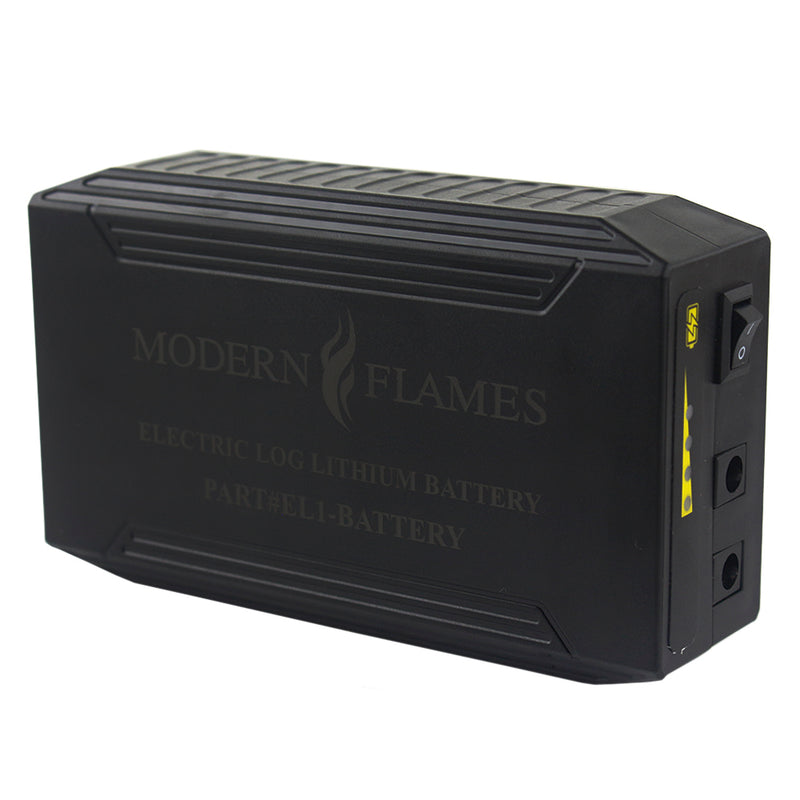 Modern Flames Lithium Ion Rechargeable Battery for Electric Log Set MFEL1BATTERY