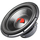 "Nakamichi 12"" Subwoofer 3600W Max Dual 4 Ohm Car Audio NSW Series NSWZ1206D4"