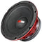 "DS18 10"" Mid Bass Speaker 1500 Watts RMS 8 Ohm Pro-1.5KP10.8 Pancadao Midbass"
