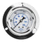 "2.5"" Liquid Filled Pressure Gauge 0-2,000 PSI 1/4"" NPT CBM Panel Flush Mount 204L-254O"