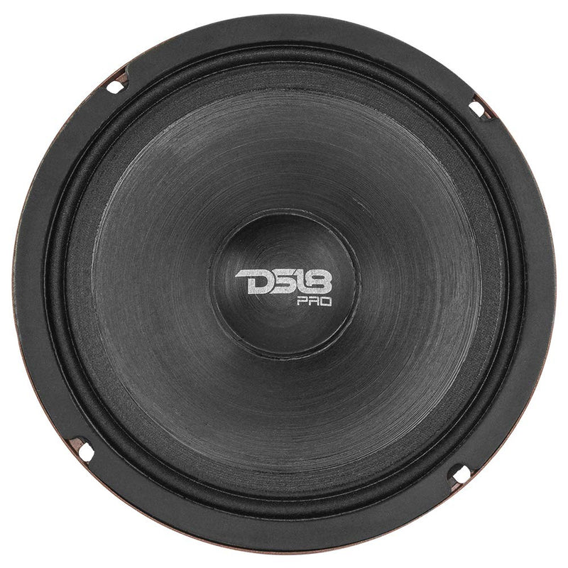"DS18 PRO-SM6.2 6.5"" Marine Motorcycle Midrange Speaker 400W Max 2 Ohm IP66 Rated"