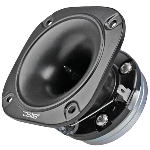 "DS18 Pro 1"" Super Tweeter with Bullet 200 Watts Max 4 Ohm Neo Magnet Pro-Twn2"