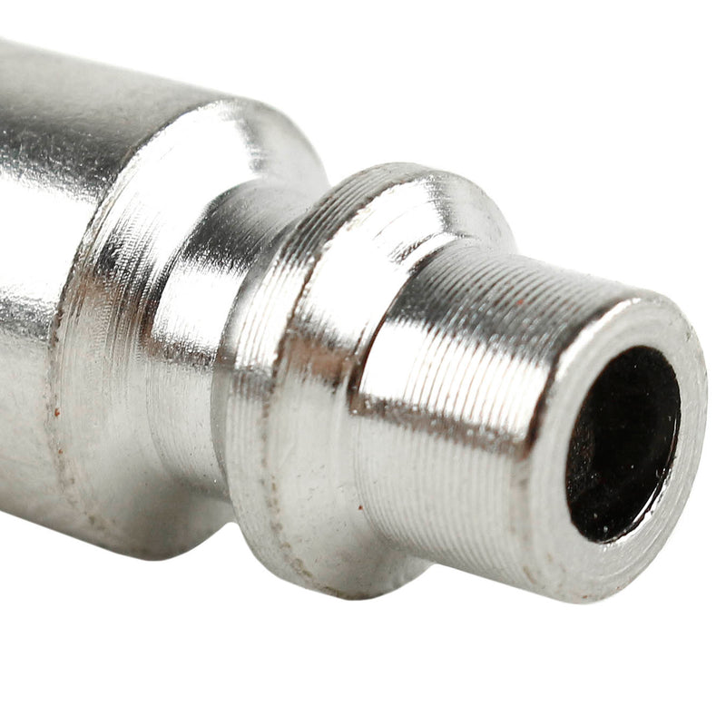 "1/4"" Male NPT Air Compressor Hose Quick Coupler Plug Steel"