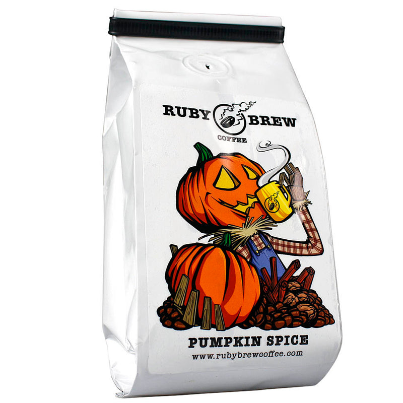 Ruby Brew Pumpkin Spice Coffee Blend
