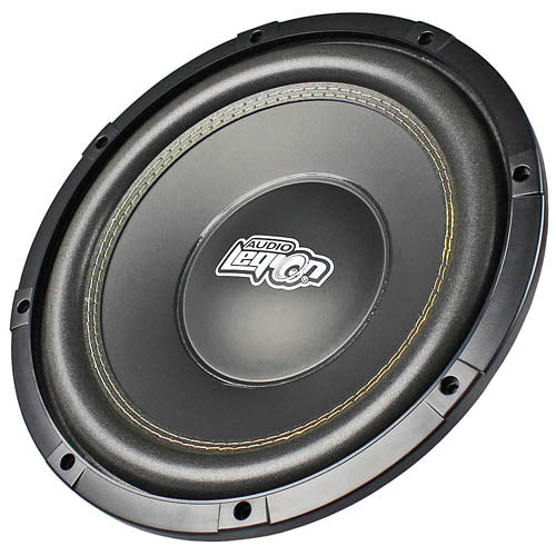 "Audio Legion S18 Series 12"" Subwoofer 400 Watts Dual 4 Ohm Car Audio S1812D4"