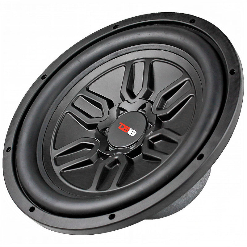 "DS18 12"" Single 4 Ohm Subwoofer 1000 Watts Max Select Series Car Audio SLC-MD12"