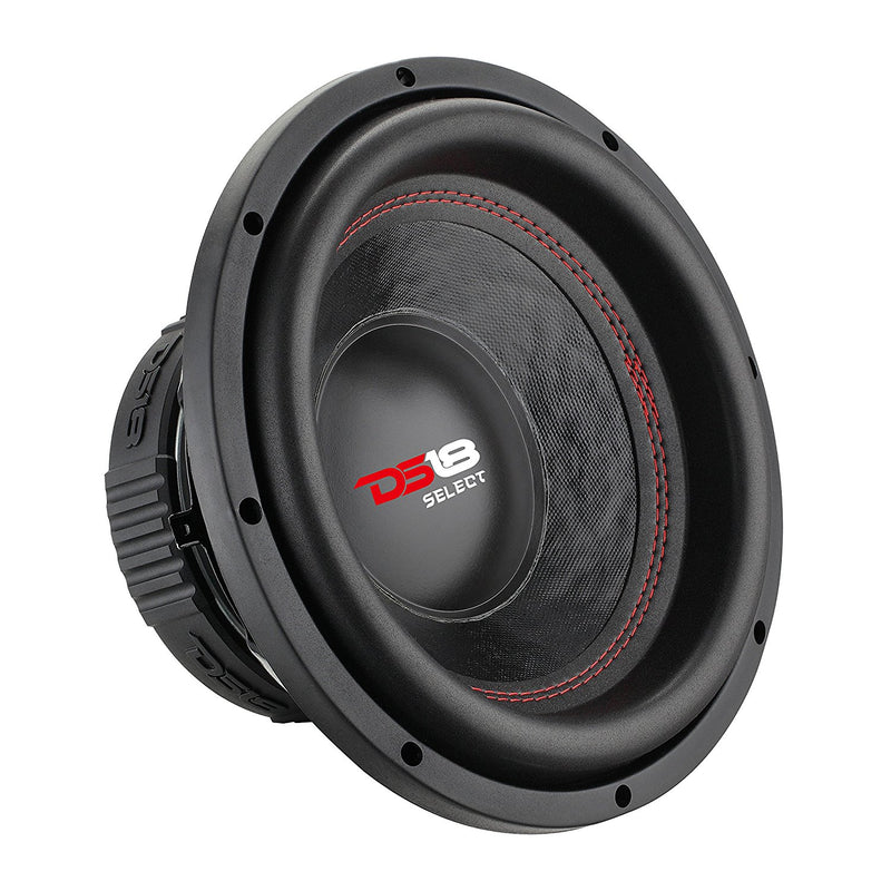 "DS18 SLC-12S 12"" Inch Subwoofer 500 Watts Max Power 4 Ohm Sub Select Series"