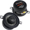 "2 Pack American Bass 3.5"" 2 Way Coaxial Car Stereo Speakers SQ3.5 80W 4 Ohm Pair"