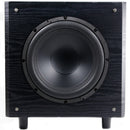 "MTX Audio TSW10 10"" 150 Watt RMS Vented Powered Subwoofer Low Distortion"
