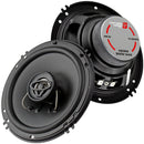 "Cerwin Vega 2 Way 6.5"" Coaxial Speakers 300 Watts Max 4 Ohm Car Audio XED62 Pair"
