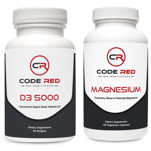 Vitamin D3 & Magnesium Bundle