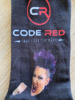 Code Red Socks