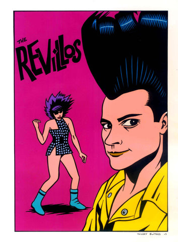 The Revillos