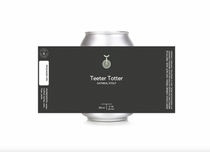 Teeter Totter Oatmeal Stout