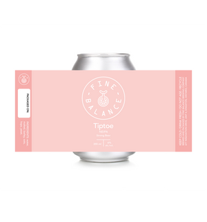 **Tiptoe IPA - PRE-ORDER FOR RELEASE MAY 12 2021**