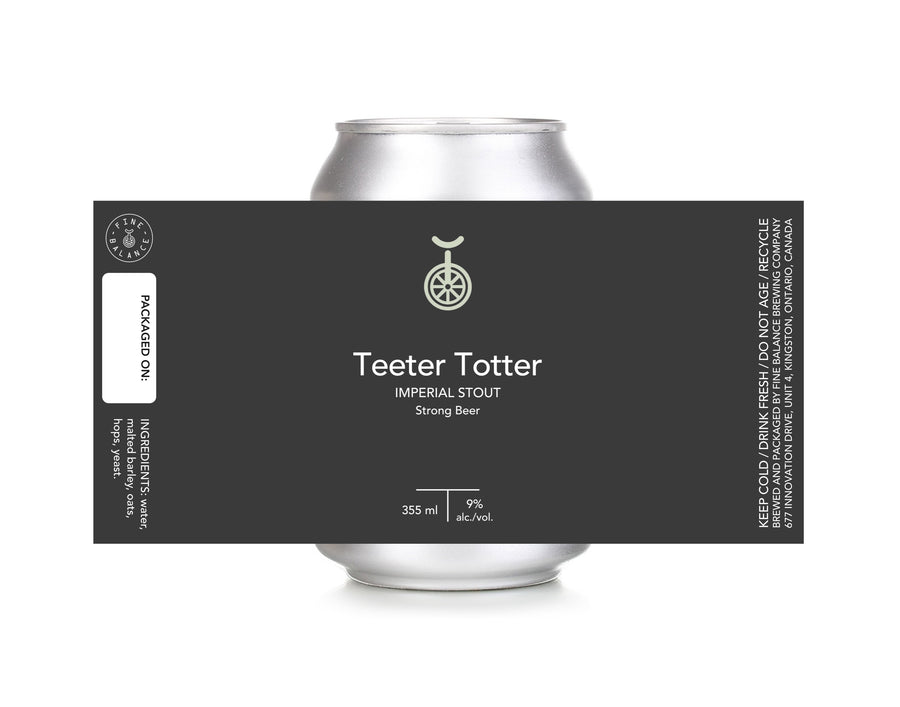 Teeter Totter Imperial Stout