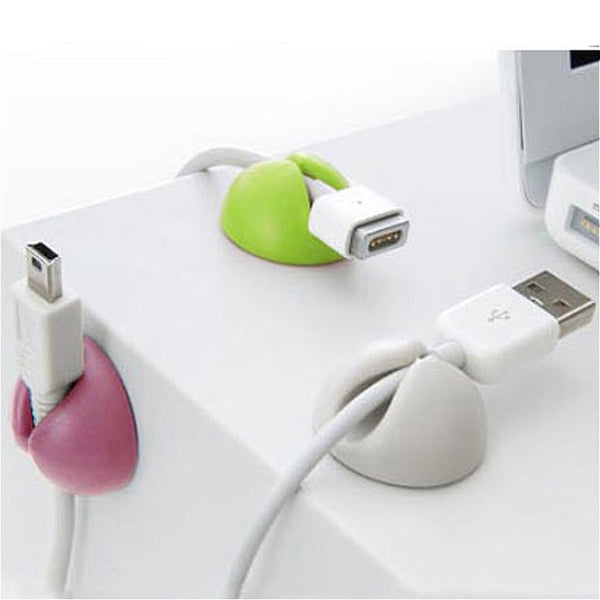 Desk Wire Clip 6 pcs