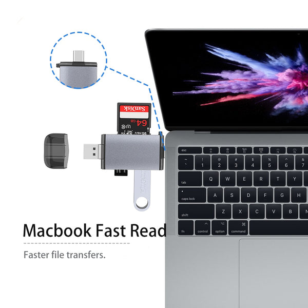 Macbook docking station (USB Type C)
