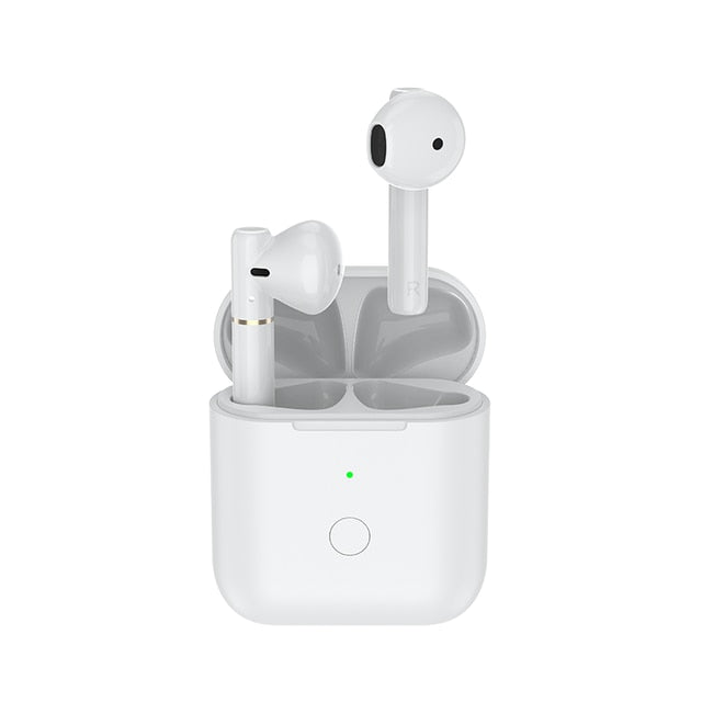 Earbuds with microphone headset