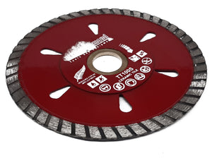 "3""-14"" Thin tile turbo, TT series."