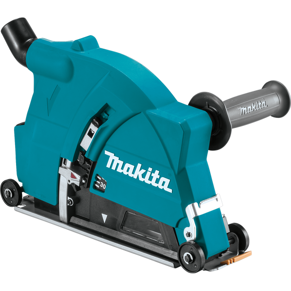 Makita cutting/chasing dust shroud.
