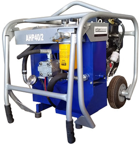 AHP40S hydraulic power pack.
