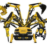 Brokk 110 demolition robot