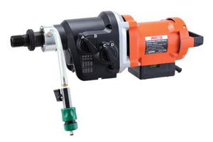 DM3500 rig mounted core drill.