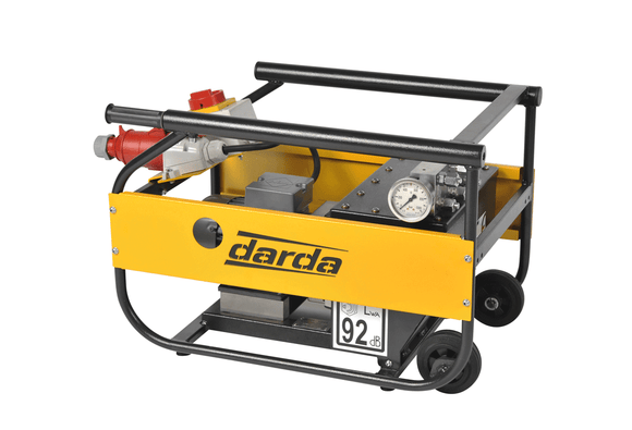 Darda EP2 electric powerpack.