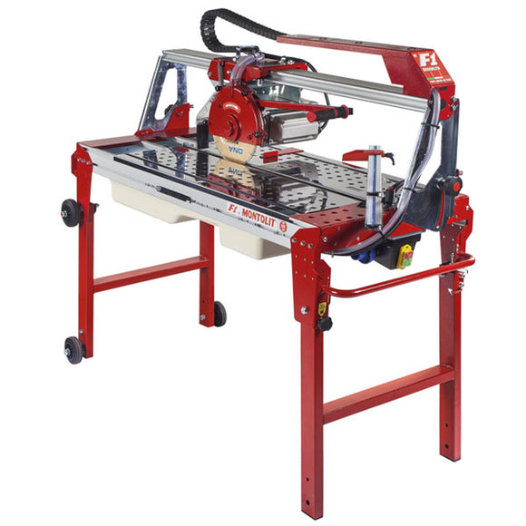 Montolit F1-101 tile saw