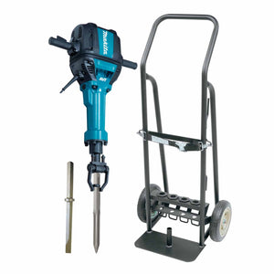 Makita HM1812X4 hand held electric breaker.