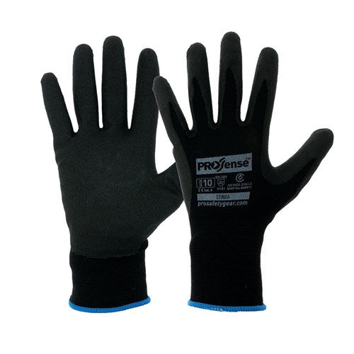 Stinga Frost winter PVC coated gloves